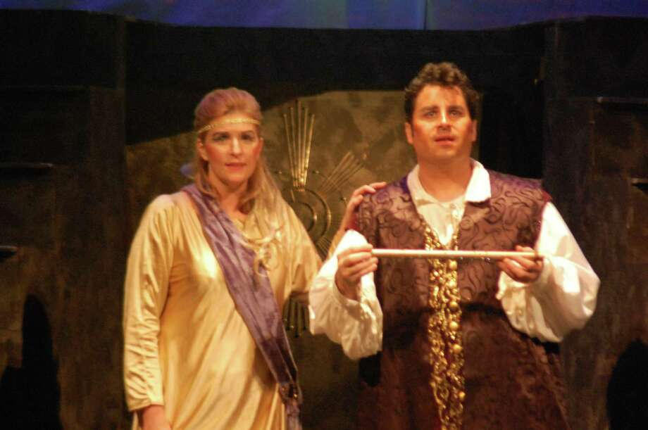 "Connecticut Lyric Opera will present ""The Magic Flute"" Nov. 18 at Performing Arts Center at Middletown High School. Photo: Contributed Photo/Not For Resale"