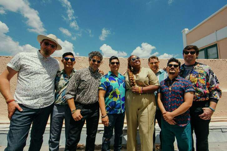 Houston band The Suffers.