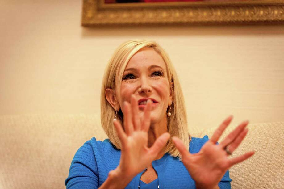 Televangelist Paula White, President Trump's spiritual adviser, says the way to become wealthy is to give your money to her ministries. Photo: Photo For The Washington Post By Mary F. Calvert / For The Washington Post