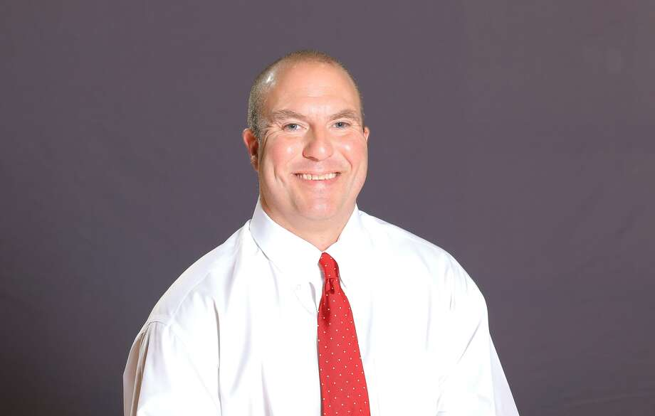 Lamar volleyball coach Alan Edwards resigned Tuesday afternoon. (Photo provided by Lamar Athletics)
