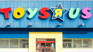 "6) Toys ""R"" Us     