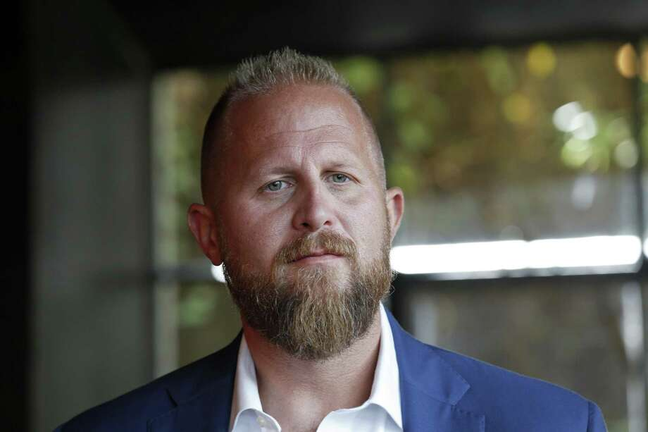 Portrait of Brad Parscale Monday July 10, 2017 at Giles-Parscale. Parscale is campaign adviser to President Donald Trump. Photo: Edward A. Ornelas, Staff / San Antonio Express-News / © 2017 San Antonio Express-News