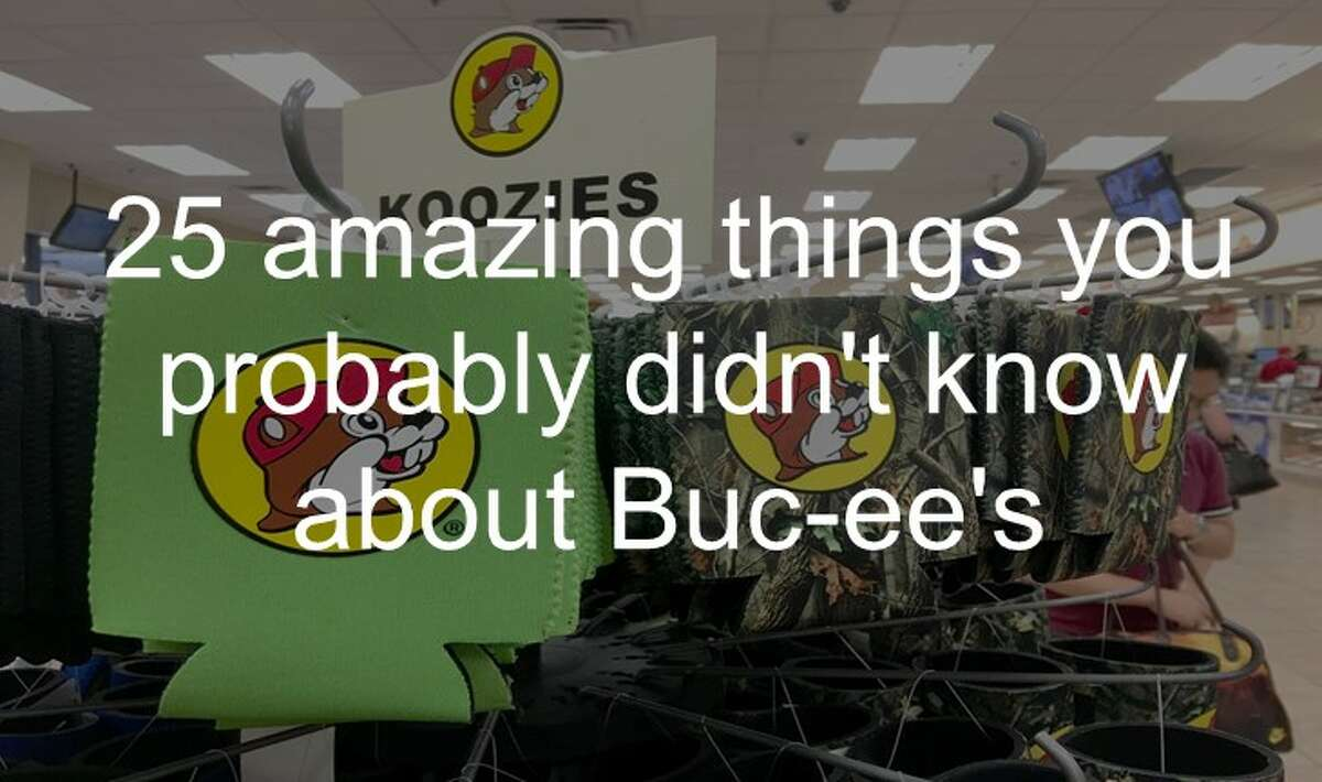 Learn more about Buc-ee's in the gallery ahead.