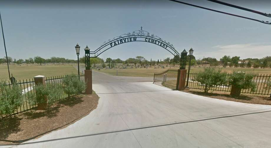 Midland County commissioners on Tuesday approved a change that would require concrete vaults for all burials at Fairview Cemetery  Photo: Google Maps