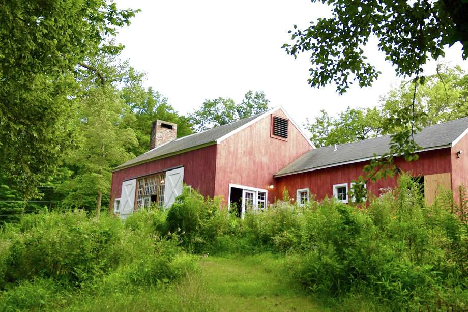 Saturday's concert will take place in the Audubon Greenwich's newly-revived historic barn. Photo: Contributed
