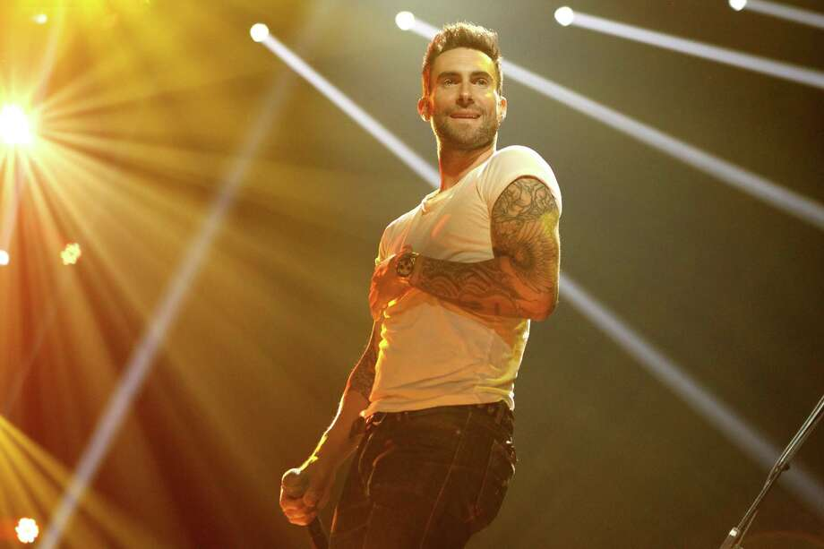 Adam Levine Photo: Christopher Polk