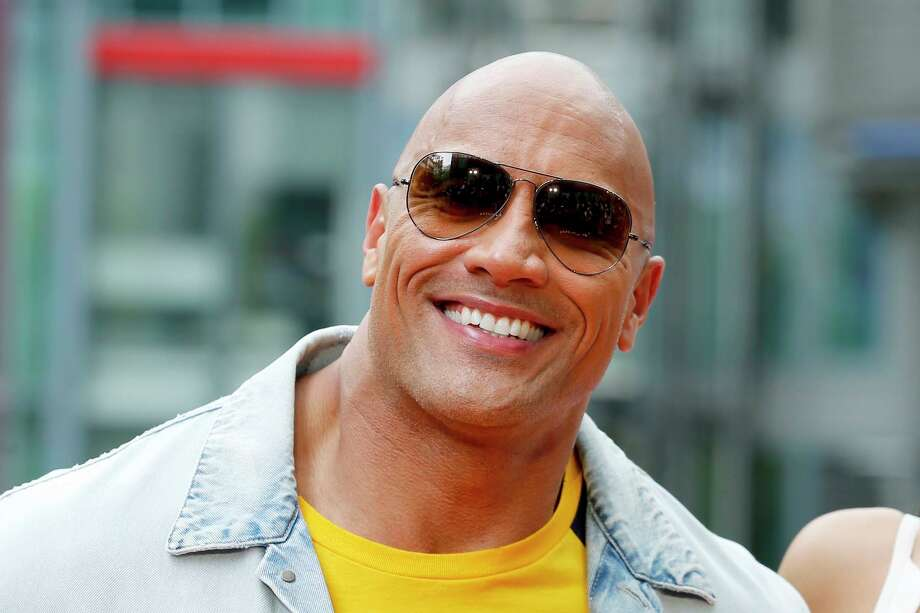 Dwayne Johnson Photo: Franziska Krug/Getty Images