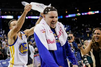 7e362d5742d Warriors   Splash Brothers  embrace their nickname - SFChronicle.com