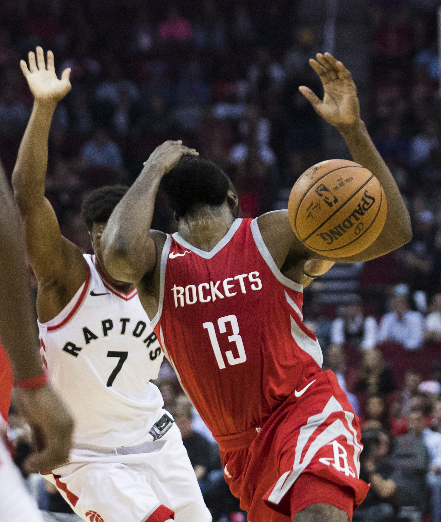 Houston Rockets Defensive Coach: Rockets Have Defensive Lapse In Loss To Raptors