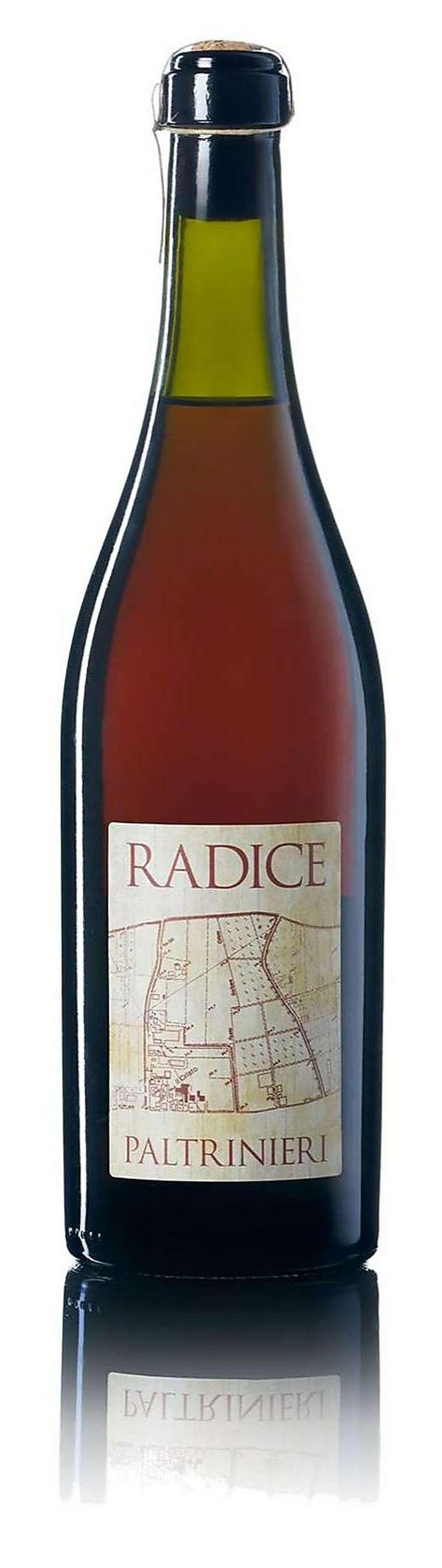 Paltrinieri Radice Lambrusco di Modena Rose 2016 ($22 at Bay Grape)