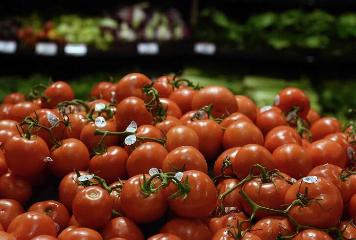 Tomatoes are among the many products imported from Mexico.