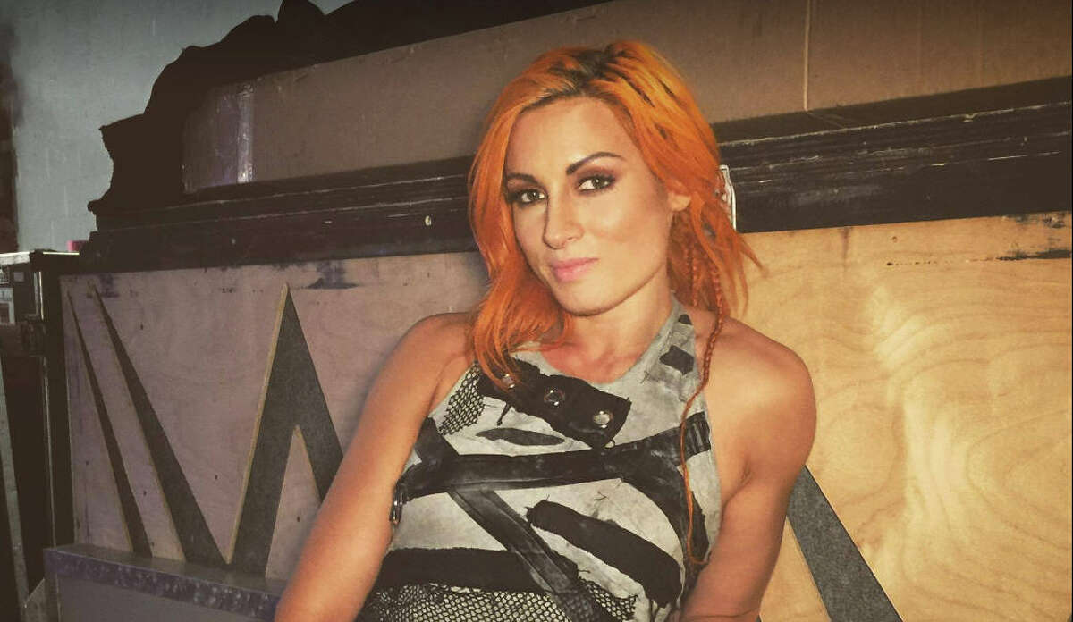 PHOTOS: WWE's Becky Lynch at work and play Irish WWE star Becky Lynch talks about wrestling in 2017, motivating the next generation, and persevering in a crazy industry. (photos: www.facebook.com/WWEBeckyLynch/)  See more photos of Becky at work and play...