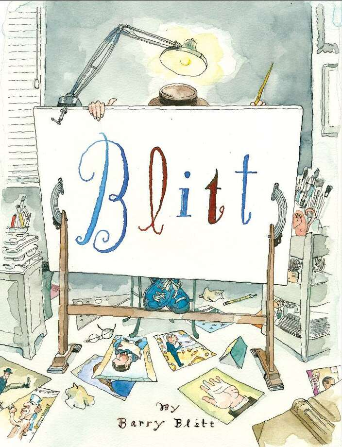 "Minor Memorial Library in Roxbury will open an exhibit, ""Thirty Odd Drawings and Way Too Many Copies of 'Blitt'"", with a reception with the artist Nov. 18 from 2 to 4 p.m. The exhibit, which will run through Dec. 30, will feature drawings by cartoonist and illustrator Barry Blitt. For more information, call the South Street library at 860-350-2181. Photo: Courtesy Of Minor Memorial Library / The News-Times Contributed"
