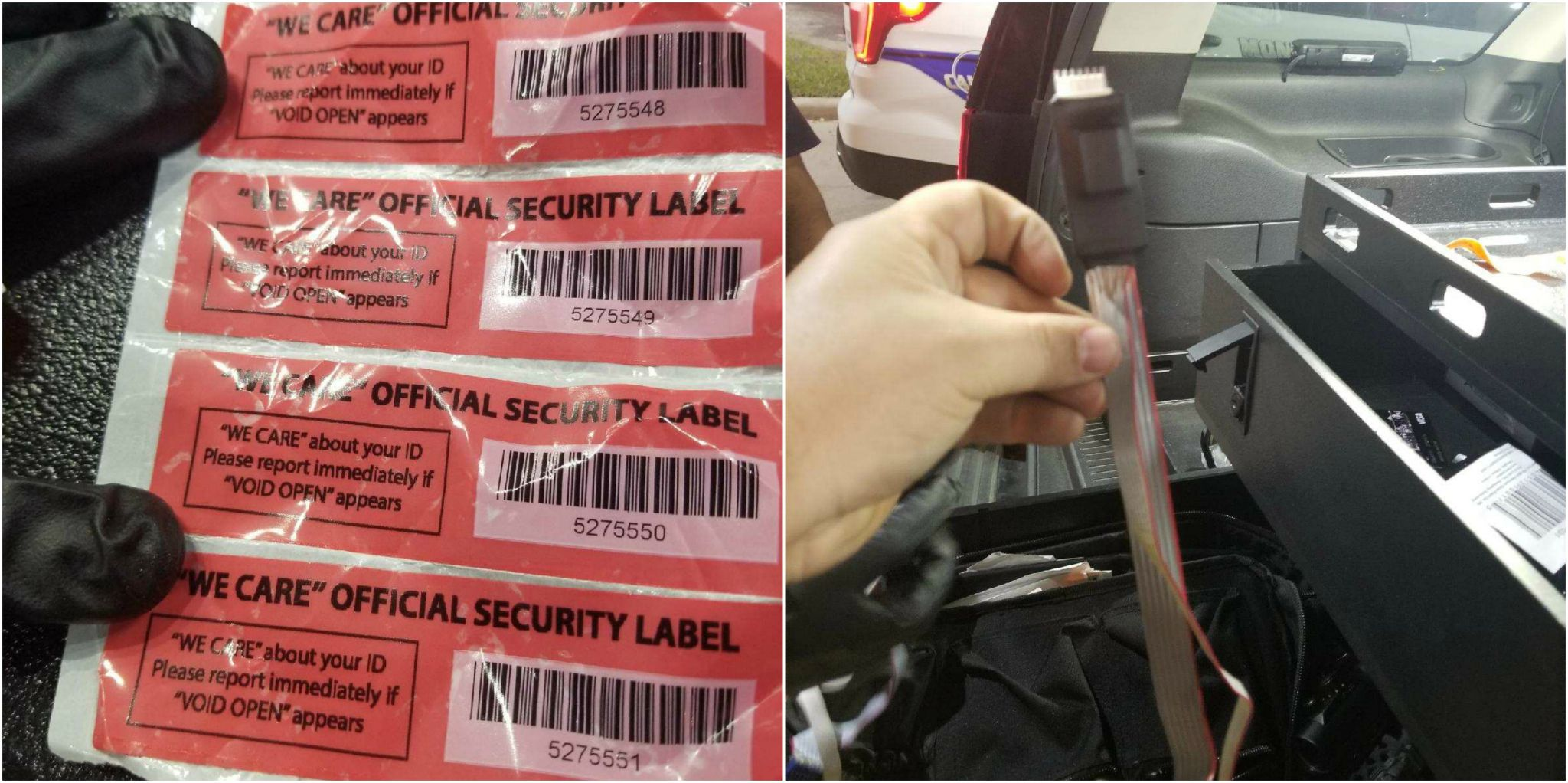See the sophisticated methods credit card skimmers are using at Texas gas pumps