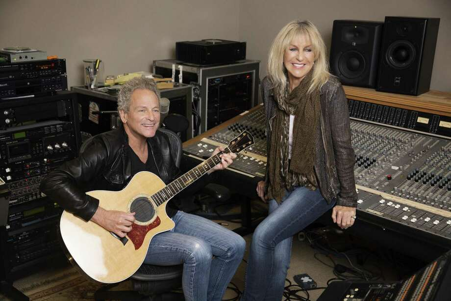Lindsey Buckingham and Christine McVie's new songs retain some of the bounce and sheen of Fleetwood Mac's big '70s hits. Photo: Courtesy John Russo