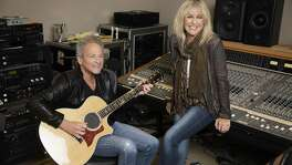 Lindsey Buckingham and Christine McVie's new songs retain some of the bounce and sheen of Fleetwood Mac's big '70s hits.