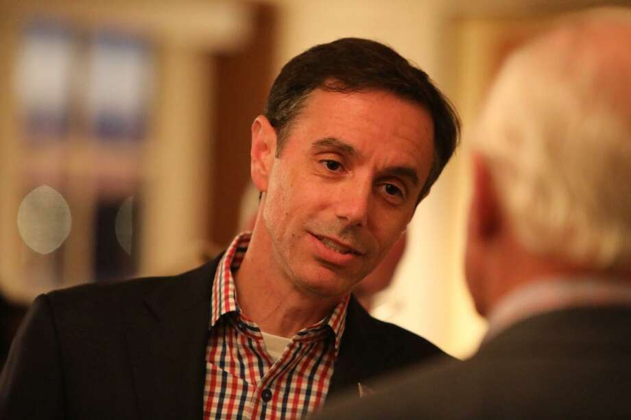 Mike Handler, CFO of Stamford and New Canaan, Conn. resident, announced in July 2017 that he'd be running for governor. Photo: Contributed Photo / Contributed Photo / New Canaan News contributed
