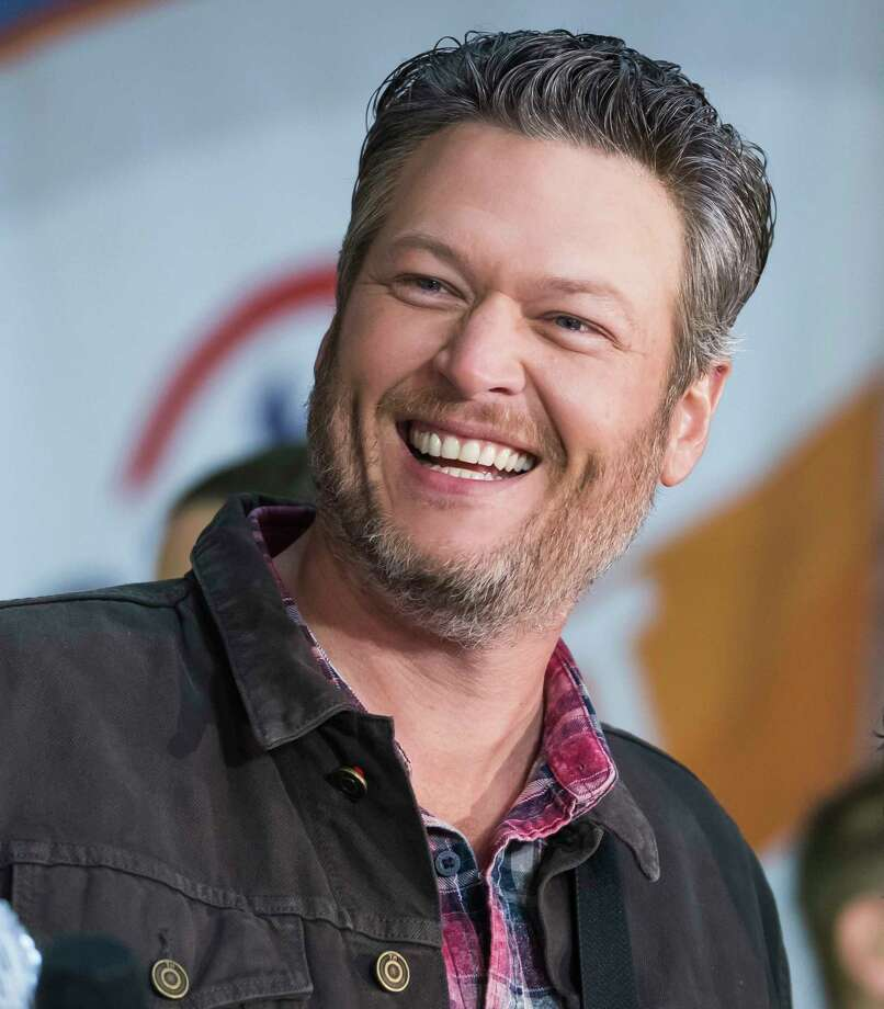 "In this Oct. 31, 2017 file photo, Blake Shelton appears on NBC's ""Today"" show Halloween special in New York. Shelton was named as People magazine's 2017 ""Sexiest Man Alive."" (Photo by Charles Sykes/Invision/AP, File) Photo: Charles Sykes, Associated Press / 2017 Invision"