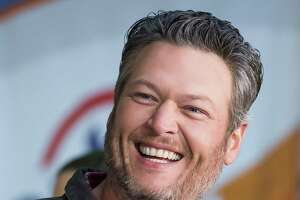 "FILE - In this Oct. 31, 2017 file photo, Blake Shelton appears on NBC's ""Today"" show Halloween special in New York. Shelton was named as People magazine's 2017 ""Sexiest Man Alive."" (Photo by Charles Sykes/Invision/AP, File)"