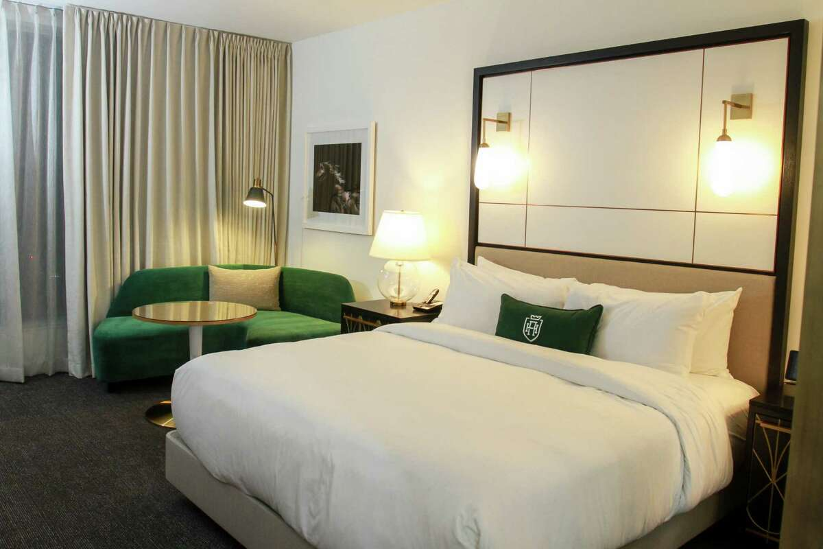 Hotel Alessandra offers 223 well-appointed rooms.