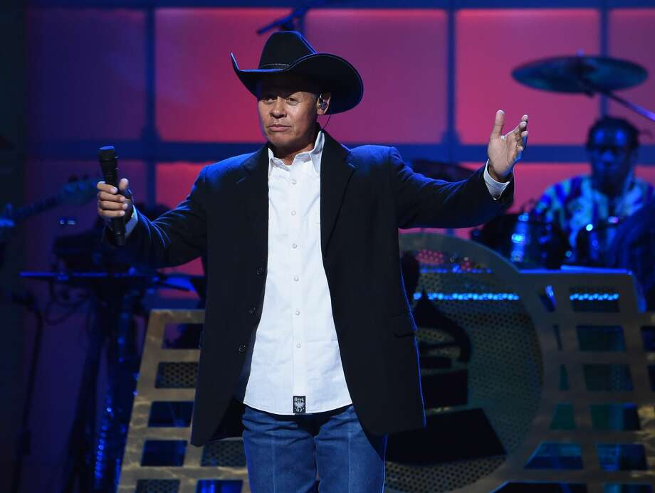 """'90s country star Neal McCoy has written a song in protest of National Anthem protests. The Texas-born singer is the son and grandson of military veterans and felt compelled to write a song about the recent protests across the NFL. The song, titled """"Take a knee my %&s"""", recently debuted during his live show.See how the #TakeTheKnee movement has bee accepted on social media... Photo: Jamie McCarthy/Getty Images For NARAS"""