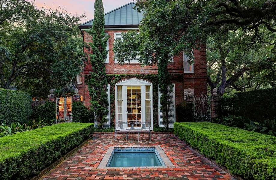 The home at 3229 Groveland Lane in River Oaks is listed at $14.8 million. Photo: TK Images