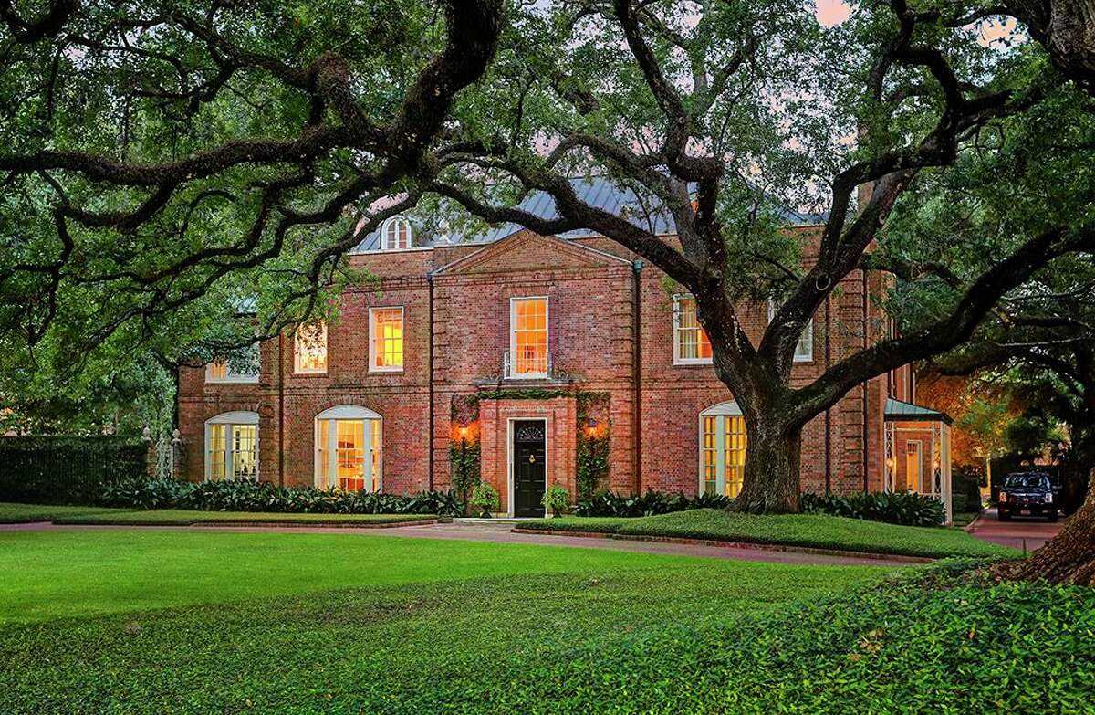 The home at 3229 Groveland Lane in River Oaks is now listed at $8.5 million.