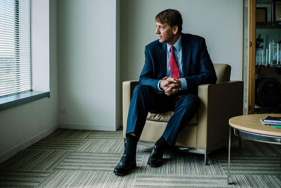 Consumer chief Cordray reportedly resigns, considering run for OH governor