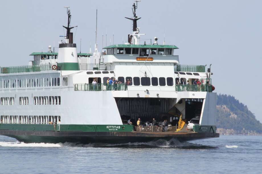 The M/V Kittitas was among the seven boats temporarily out of service this week. Despite the shortage of nearly a third of the fleet, Washington State Ferries managed to keep most routes running on normal schedules, save for the reduction of the San Juan Island route and the temporary halting of the Sydney, B.C. route. Photo: Hj_west/flickr Creative Commons