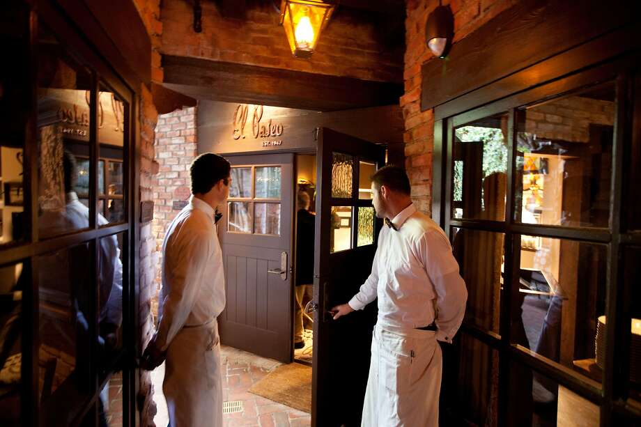 A romantic, date-night restaurant known for its ivy-covered bricks and cozy confines, El Paseo has long been a central part of Mill Valley, with a history that dates back to 1948. Photo: Craig Lee / Special To The Chronicle 2011