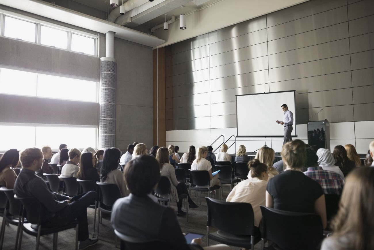 how to become a paid speaker