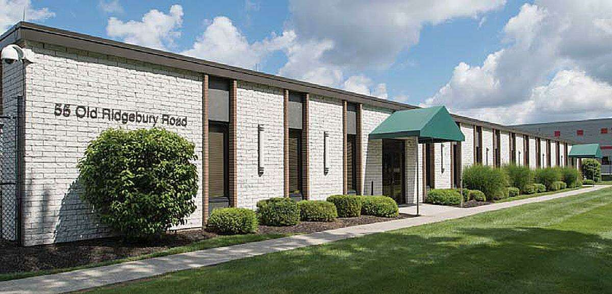 The building at 55 Old Ridgebury Road in Danbury, Conn., recently sold as part of an industrial portfolio that inculded three other properties.