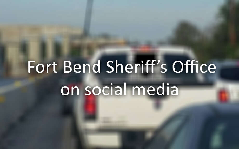 The Fort Bend County Sheriff's Office is known for stirring up conversation and warming hearts on social media. See some of the department's biggest hits. Photo: Houston Chronicle