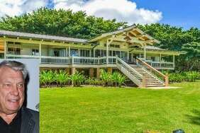 The winningest coach in NBA history is selling a winning property in Hanalei, HI, for $15 million.