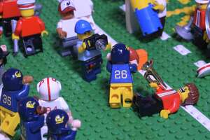 "Your Call Football put together a Lego recreation of ""The Play."""