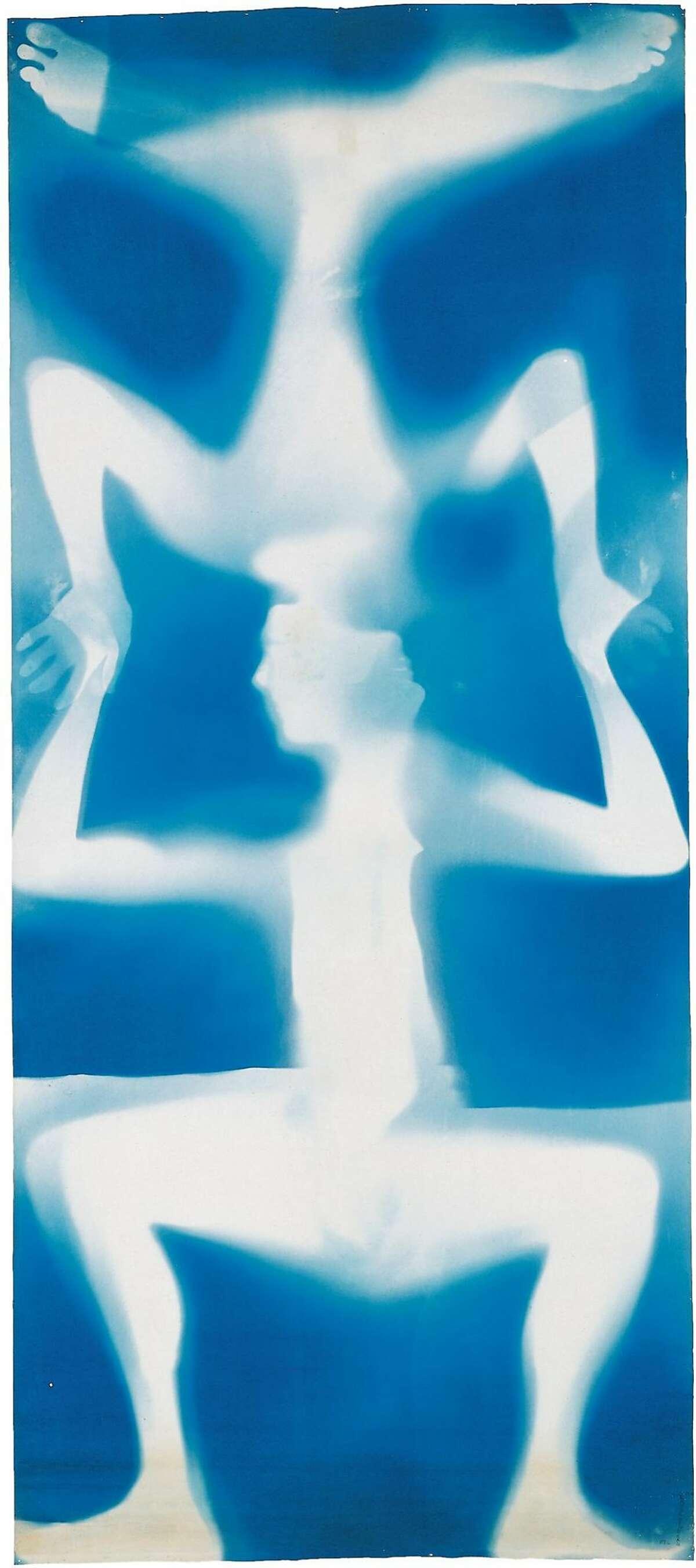 "Robert Rauschenberg, ""Untitled (Double Rauschenberg)"" (ca. 1950)"