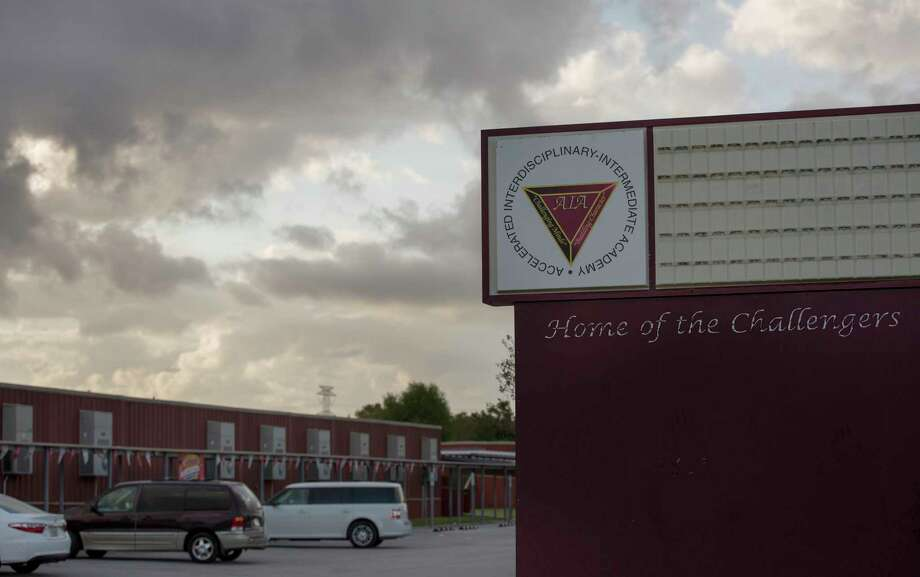 Accelerated Intermediate Academy in Houston educates 500 or fewer mostly Hispanic and black students and, by all objective measures, meets academic guidelines. However, its fiscal governance raises all sorts of big red flags. ( Godofredo A. Vasquez / Houston Chronicle ) Photo: Godofredo A. Vasquez, Houston Chronicle / Godofredo A. Vasquez
