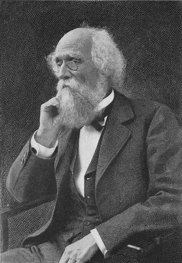 Joseph LeConte (1823 - 1901), Medical doctor, geologist, conservationist, Photo taken 1903, sourced from, The Autobiography of Joseph LeConte (New York: D. Appleton and Company, 1903) - Wikipedia Creative Commons Photo: D. Appleton And Company 1903