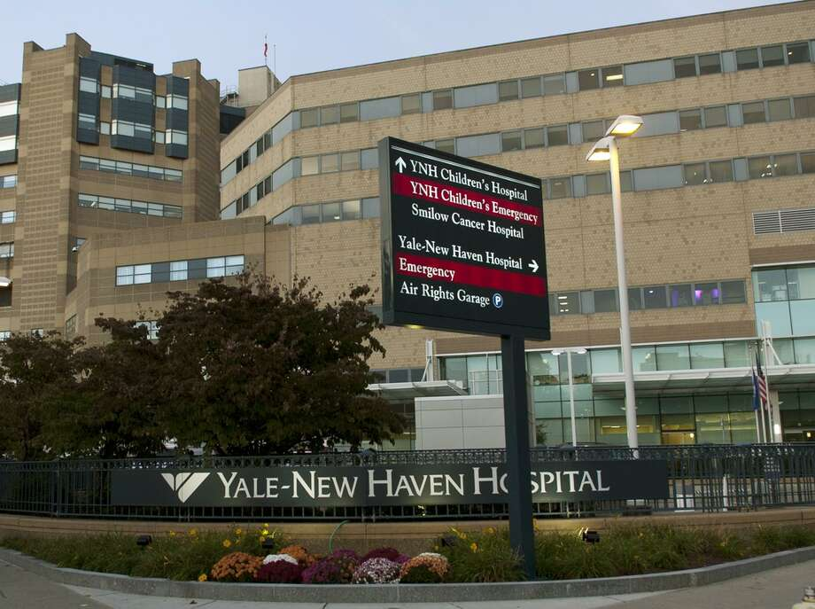 Yale-New Haven Hospital Photo: Christian Abraham / Christian Abraham / Connecticut Post