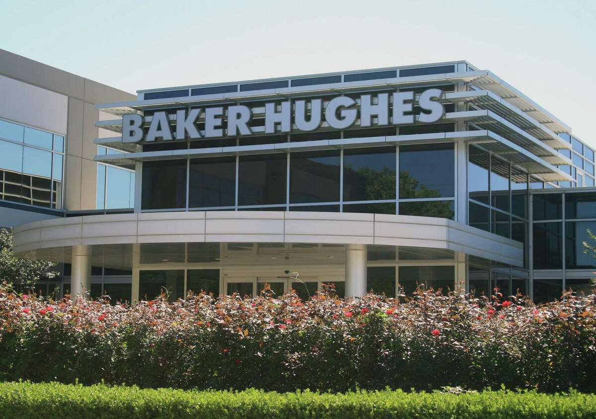 A Baker Hughes location near Bush Intercontinental Airport in Houston.