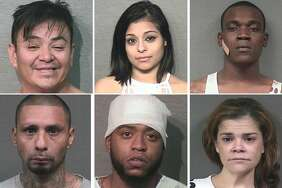 Mugshots: May DWI felony arrests      In October, Houston police arrested 38 drivers on felony alcohol charges.        Click through to see the charges and mugshots of those arrested in the first three months of 2017.