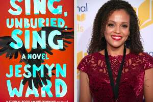 Jesmyn Ward's novel is her second book to win a National Book Award.