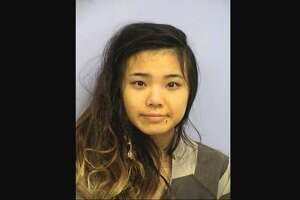Esther Shim, a 21-year-old Austin woman was arrested Nov. 13 and charged with DWI after police said she crashed into a Japanese restaurant with her car.