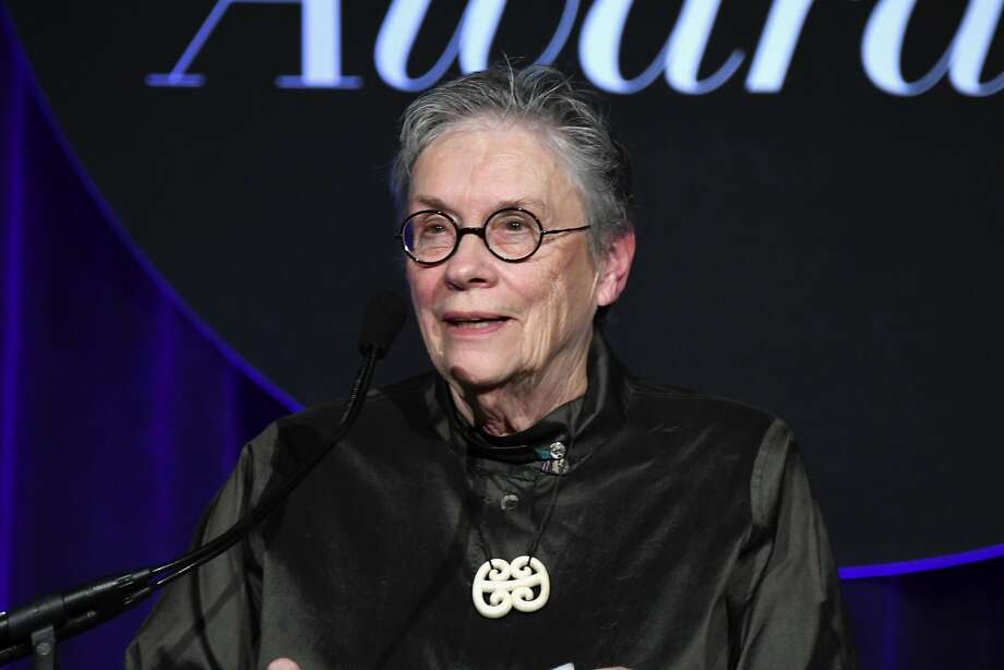 Annie Proulx at the National Book Awards in 2017. Photo: Getty Images / WireImage