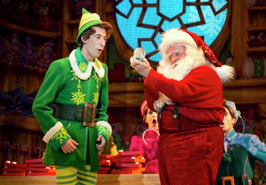 """Elf the Musical� coming to the Midland Center for the Arts this weekend. (photo provided)"