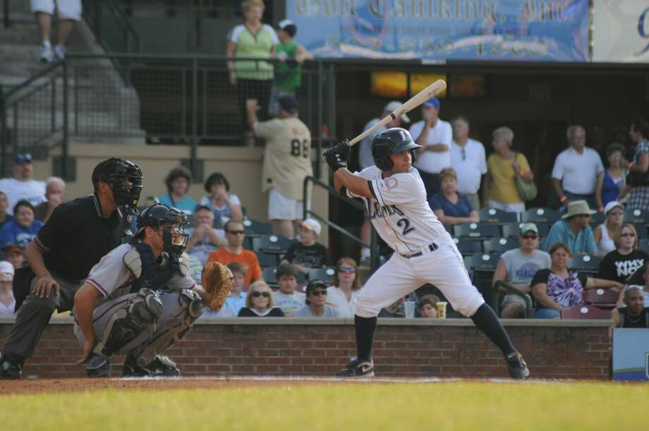 ASTROS AS MINOR LEAGUERS