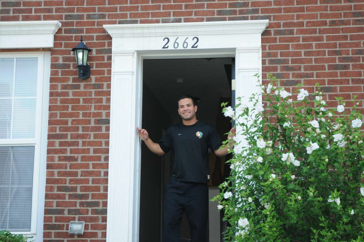 PHOTOS: A look at Jose Altuve on and off the field when he was an Astros minor leaguer. Lexington Legends' second baseman Jose Altuve at his residence in Lexington in 2010. Browse through the photos above for rare looks at Jose Altuve away from the field in the minor leagues.