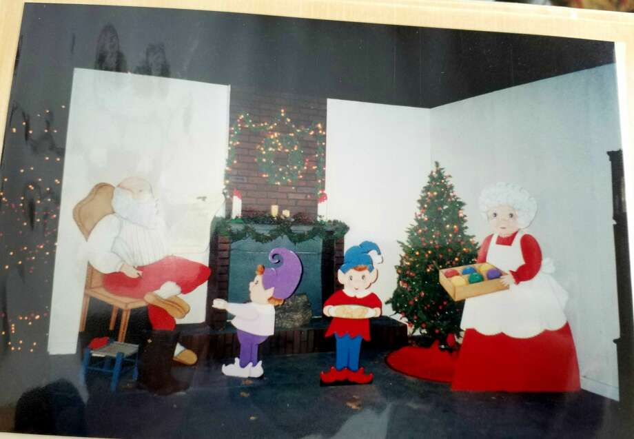 Santa's Wonderland in College Station has been providing patrons holiday cheer since 1998. Photo: Santa's Wonderland