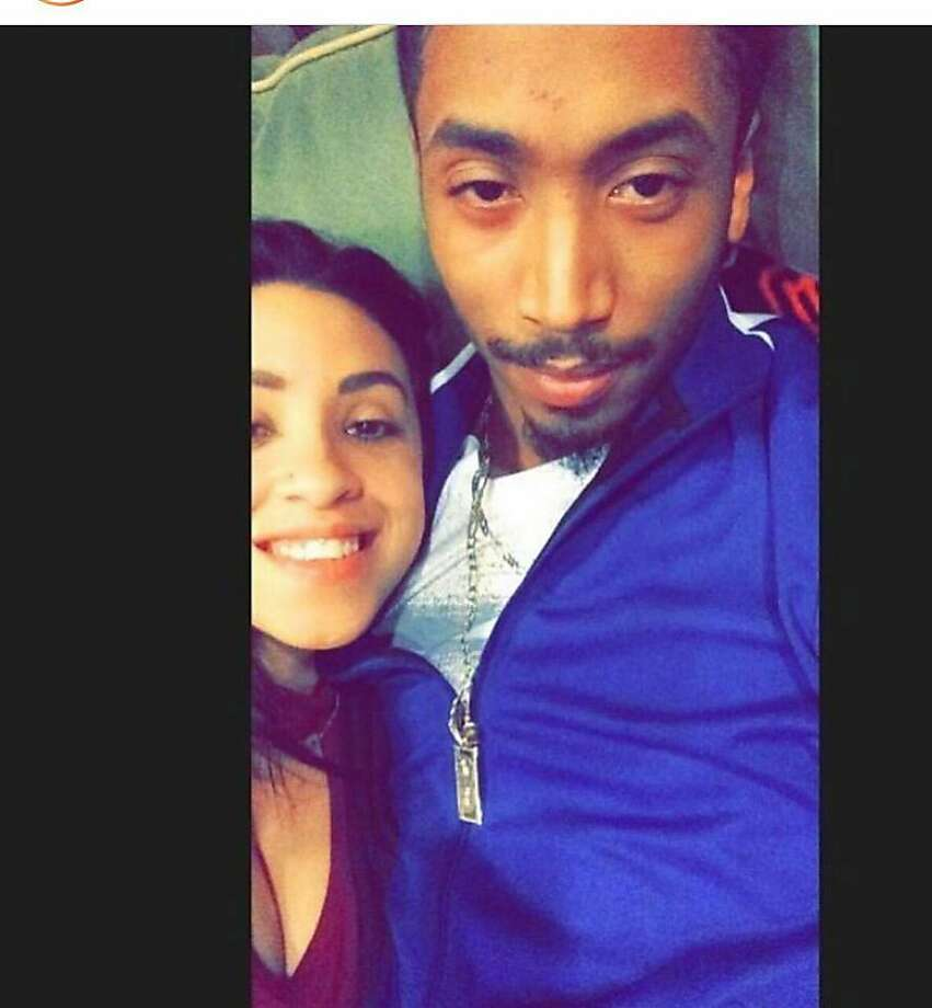 Hayley Flores and her boyfriend, Robert Bill, were killed in a quadruple shooting on Tuesday in Richmond, authorities said. Photo: Courtesy Of Courtney Merkt