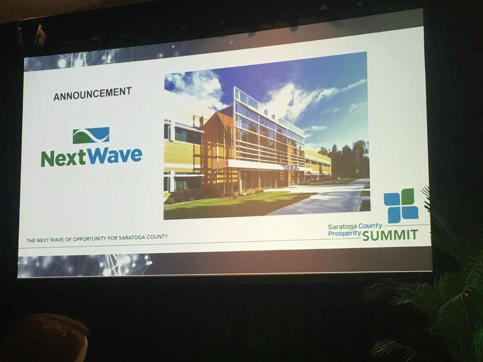 The Next Wave Center will initially operate out of 10,500 square-feet of space at 107 Hermes at the Saratoga Technology + Energy Park in Malta.